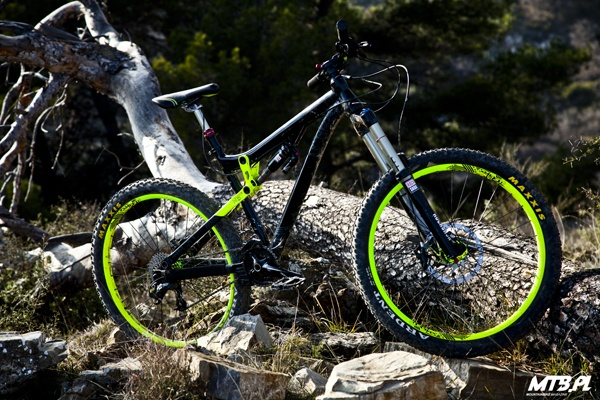 #NS Bikes #Enduro #MTB  NS Bikes Soda Air 2013