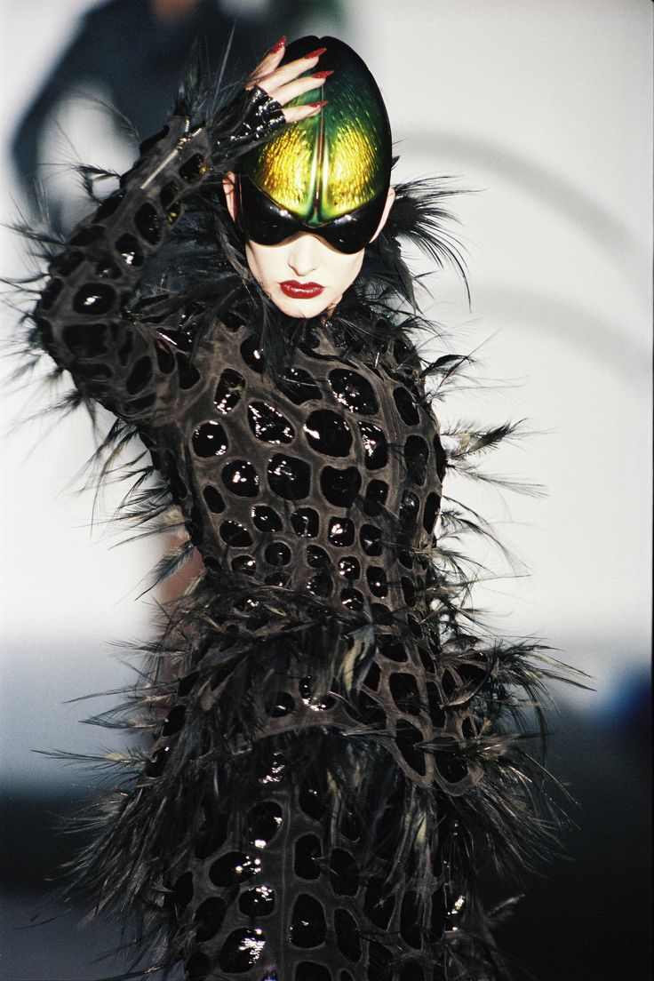 Thierry Mugler Couture 1997
