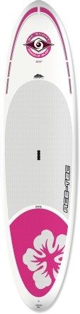 """Bic Wahine. Available in 9'6"""" and 10'6"""". this is one of the easiest boards to paddle. Great glide and lightweight. Available at MOCEAN."""
