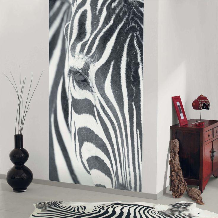 Rivoli #panoramique #papierpeint #decoration #interieur #noir #blanc ...