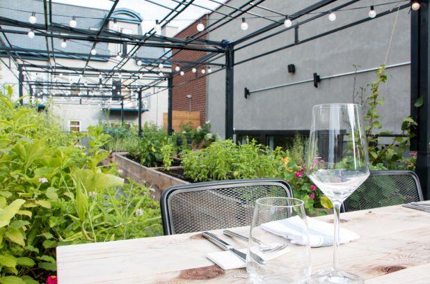 Restaurant Hvor (Crédit photo: Josie Desmarais)
