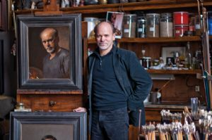 EXPATS IN FLORENCE :: Daniel Graves American artist passing down realism techniques
