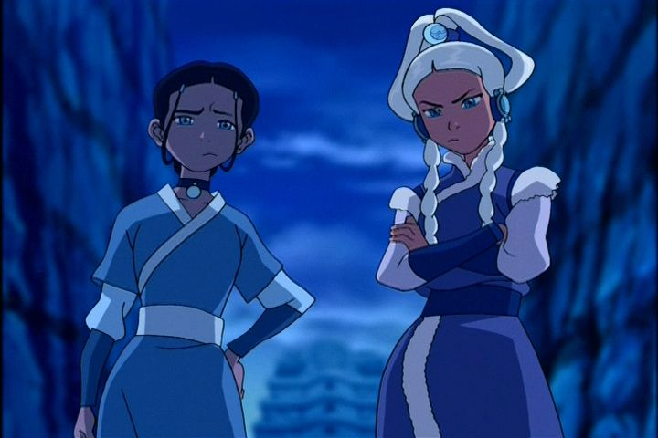 The Siege of the North... These ladies won't be havin' none o' your attitude, thank you very much.