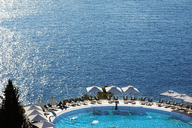 The world's best swimming pools   Amazing hotel pools, Photo 21 of 51 (Condé Nast Traveller)