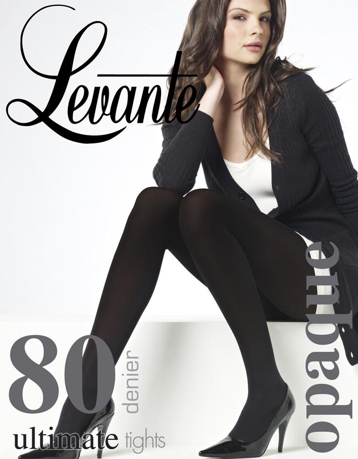 Levante Ultimate 80 Opaque Tights