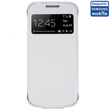 Husa Anymode Cradle Alba Samsung Galaxy S4 Mini