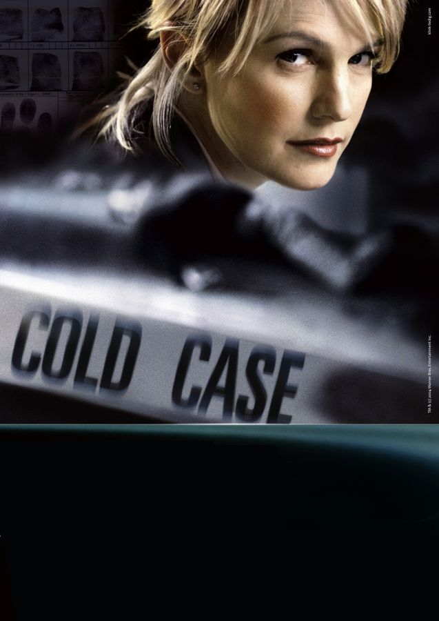 Cold Case Tv Show - I miss this show soooo much!  One of my all time favs, still catch the reruns.  The music matchup to the different decades, the stories, just so good.