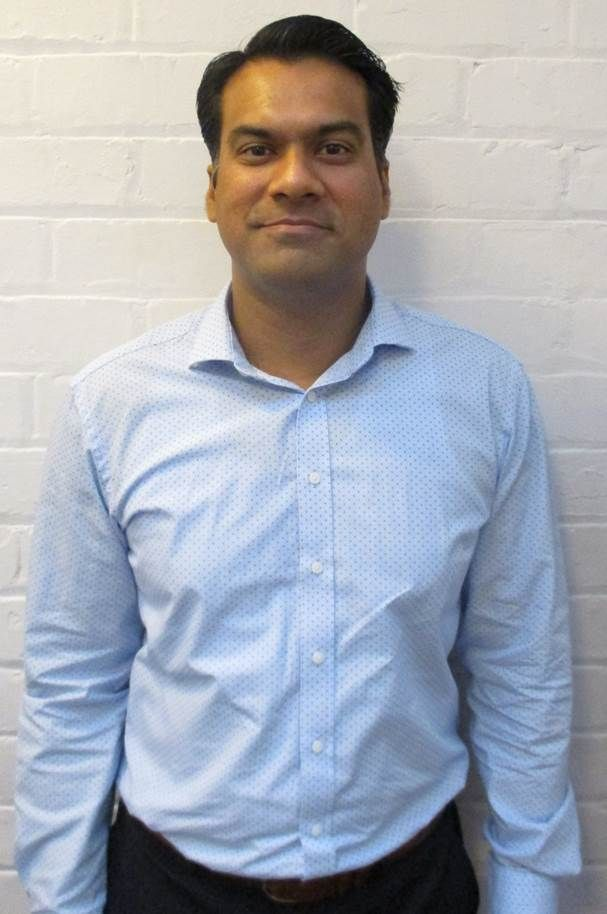 Ganesh Prasad, Head of Technical