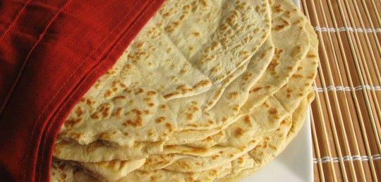 Skvělý recept na domácí tortilly! Od teď už si je kupovat nebudete!