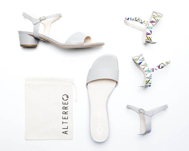 Mist Grey Sandal Starter Kit 2.0