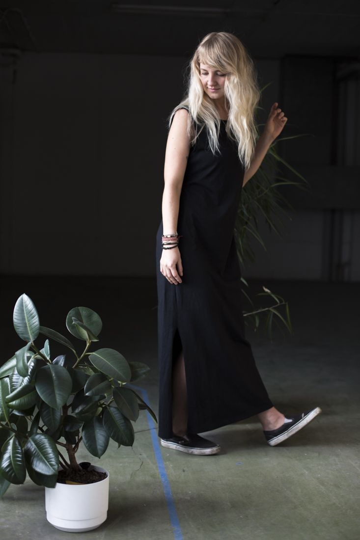 Mori Collective Ariel Maxi Dress Pic: www.ainohuotari.com