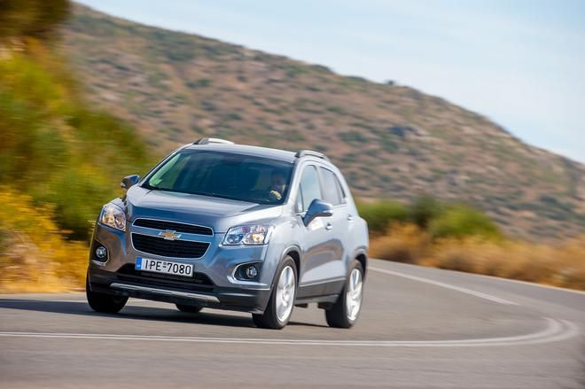CHEVROLET TRAX 1.4T 140 PS AWD (video) #Chevrolet http://www.caranddriver.gr/article.asp?catid=33051&subid=2&pubid=7315419