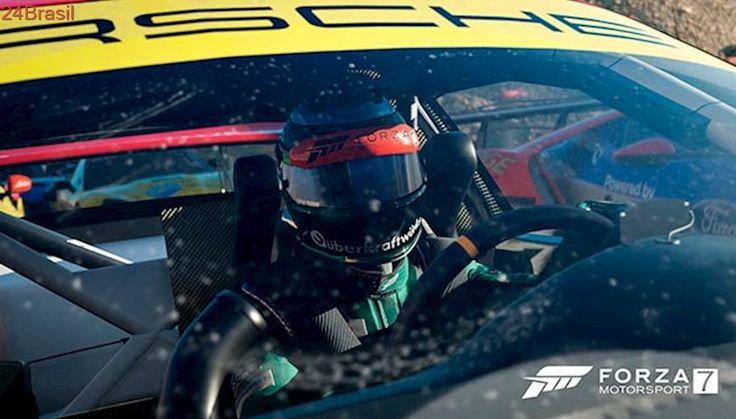 Demo gratuita de Forza Motorsport 7 está disponível para PC e Xbox One