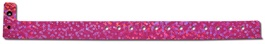 500 x liquid glitter unprinted - day glow pink 37  Stylish & fun liquid glitter wristbands  Made from shiny holographic tri-laminate   Water proof & feature a locking plastic snap to prevent transfer  Stretch-resistant, durable and comfortable  500 per box  1.9cm wide     £91.00	    call 0208 7492759 or order online www.tagsterevents.co.uk