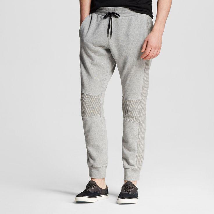 Men's Jogger Pants Gray XL - Mossimo Supply Co.