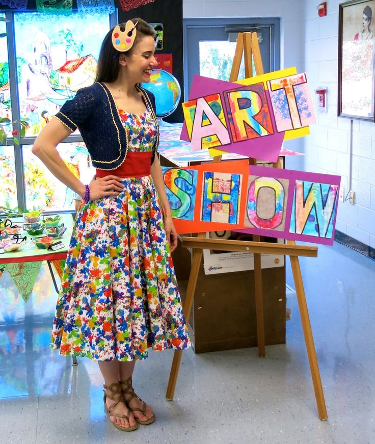 17 Best ideas about Art Teacher Outfits on Pinterest | Elementary ...