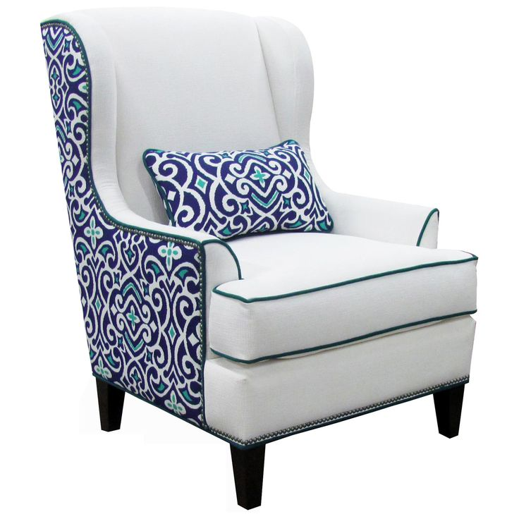 Found it at www.dcgstores.com - ♥ ♥ Logan Wing Chair - Heavenly Oyster