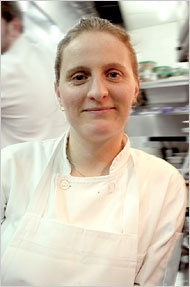 Chef April Bloomfield.