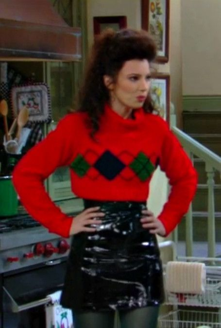 Style Icon: Fran Drescher from The Nanny [http://www.whatkumquat.com]