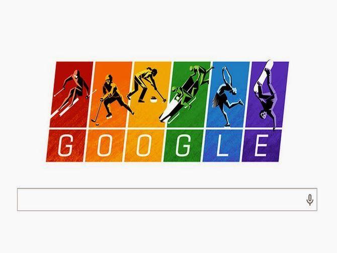 Εν μέσω προβλημάτων και απειλών για τρομοκρατική επίθεση αρχίζουν σήμερα στο Σότσι της Ρωσίας οι Χειμερινοί Ολυμπιακοί Αγώνες. Φυσικά η Google δε θα μπορούσε να μην έχει στην αρχική σελίδα της ένα σχετικό doodle!