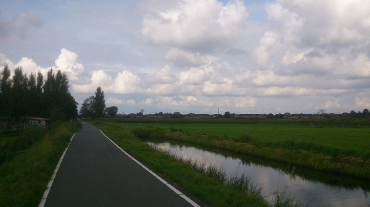 Fietspad laakweg