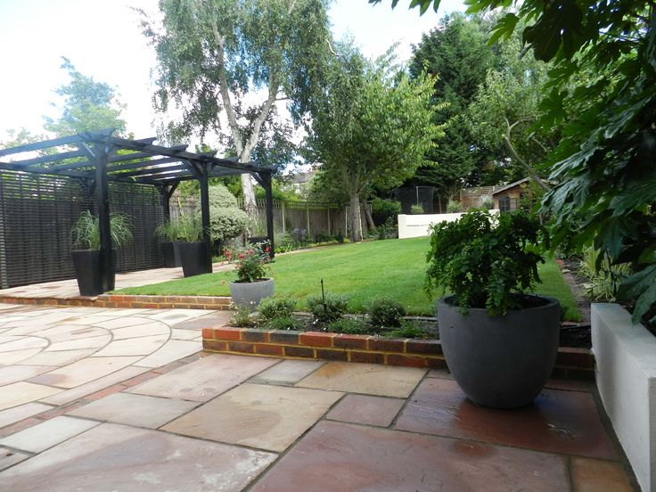 Customer Project: Part Of The Patio Is Designed As An #outdoor Room, With