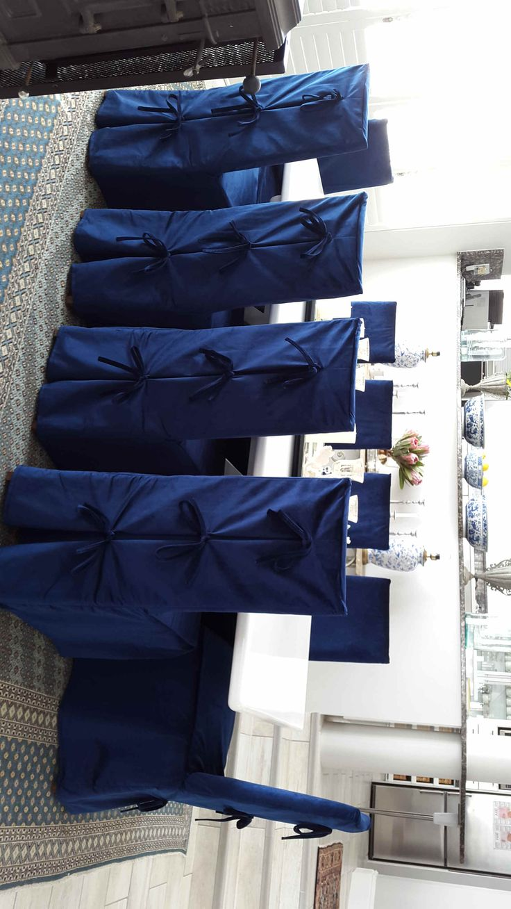 Royal Blue - Velvet fabric