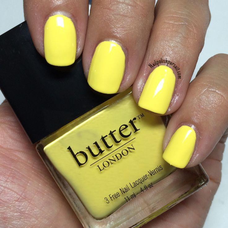 Cheeky Chops by butter LONDON | Nailpolishpursuit.com