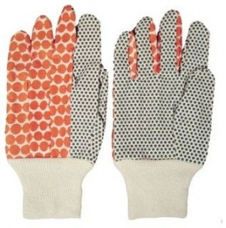 """hese garden gloves are so cute that whomever you give them to may not want to get them dirty! However, they wash up nicely!""  #Gardening #Gloves #gifts"