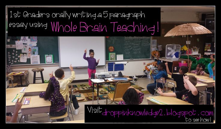 whole brain teaching research paper This discussion focuses on action research experiences the focus of this paper is on the practical sessions conducted in a whole brain teaching and learning.