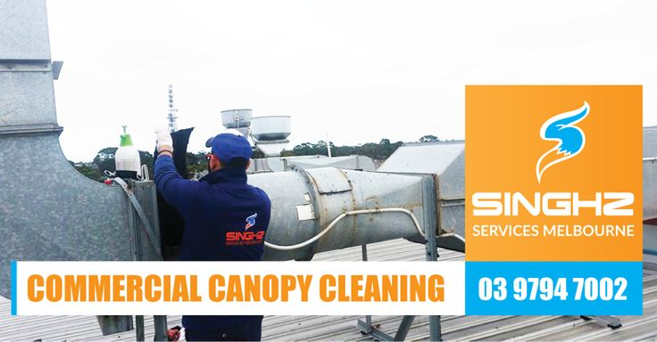 We are specialists in restaurant cleaning. Kitchen canopy cleaning is vitally important for the cleanliness, hygiene and overall efficiency of your commercial kitchen.
