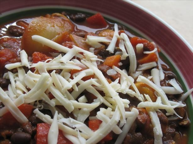 Vegetarian Black Bean Chili | Recipe