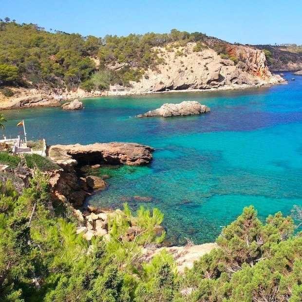 Het mooiste deel van Ibiza vind je in het noorden van het eiland. Hier geen…