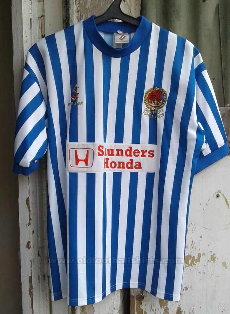 Chester FC football shirt 1999 - 2000