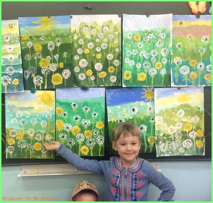 Art Elementary School – Fotos – #printemps # Fotos #kunstgrundschul …