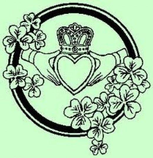 17 of 2017 39 s best irish symbol tattoos ideas on pinterest for White heritage tattoos