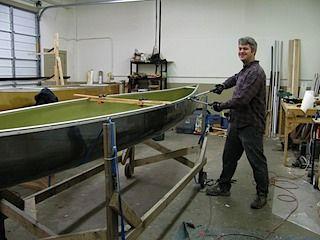 Nighthawk Canoes - Custom Lightweight Kevlar Canoes