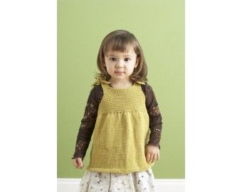 Childs Playtime Top Pattern (Knit)