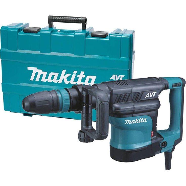 Makita 14 Amp 17 lb. AVT SDS-MAX Demolition Hammer