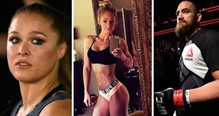 SOBRINO!!!: Travis Browne's Ex-Wife Trashed Ronda Rousey On So...