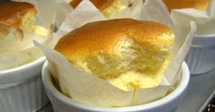When I first heard of this Hokkaido Chiffon cake, I thought it was just an ordinary chiffon cake but baked in little cu...