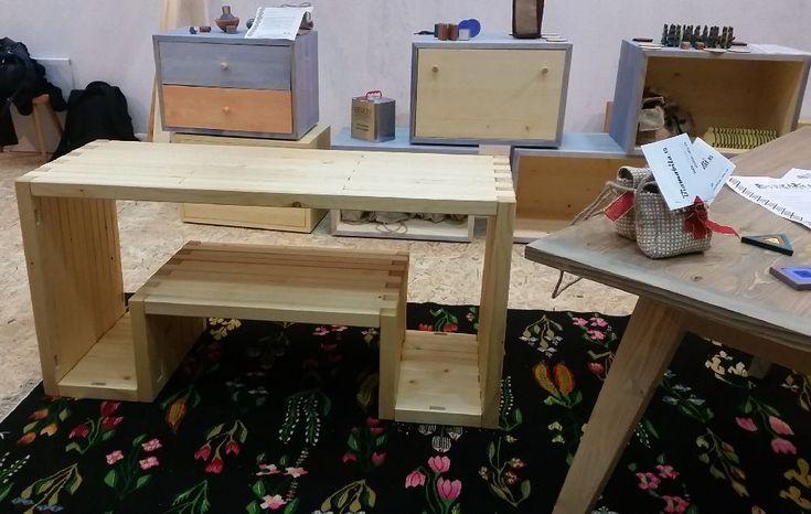 Mic producător de mobilă, jucării, parchet și elemente din lemn masiv, toate tratate natural | Adela Pârvu – jurnalist home & garden