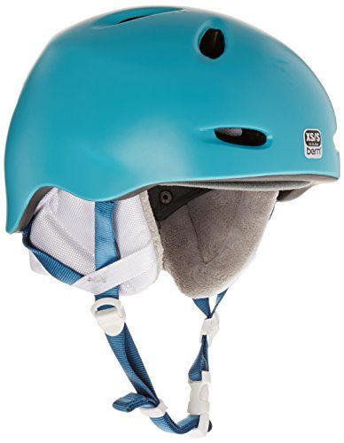 Bern Berkeley Helmet  Womens Satin Aqua XSS ** Click on the image for additional details. This is an Amazon Affiliate links.