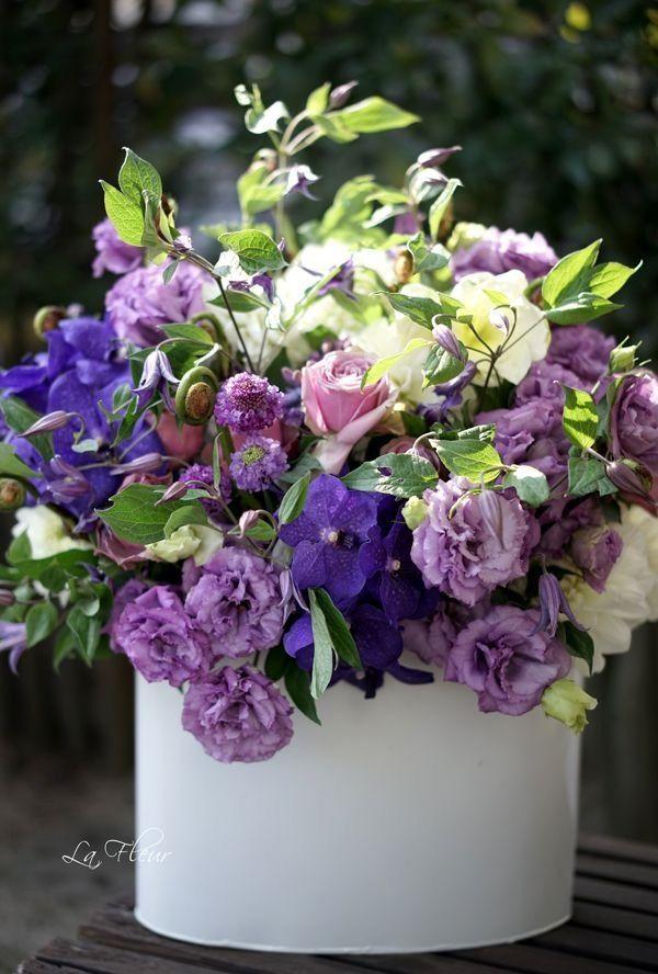 お悔やみのお花 : La Fleur