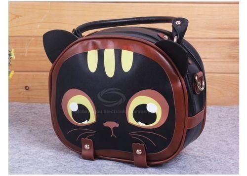Very anime-like cat bag