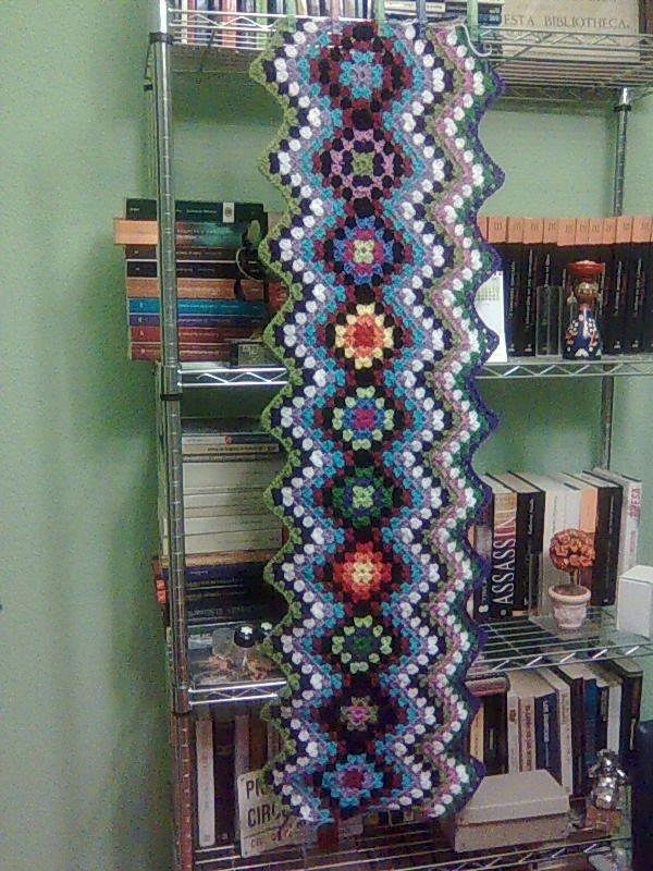Crochet Granny Zig Zag - Tutorial ? 4U // hf