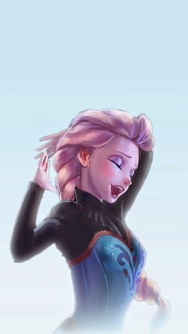 Elsa of Arendelle.