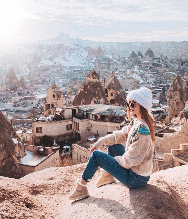 Capadócia, Turquia, viagem pela Europa, cidade dos balões, destinos imperdíveis …  – Ladies Viagem