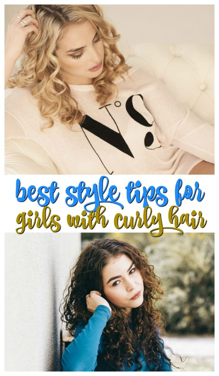 Best Hair Tips for Girls With Natural Curls