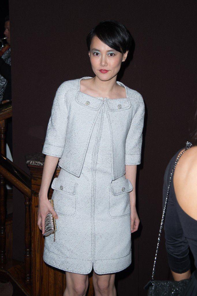 Rinko Kikuchi in Chanel